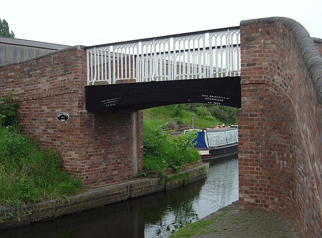 Neville Garrett Bridge, Stourbridge