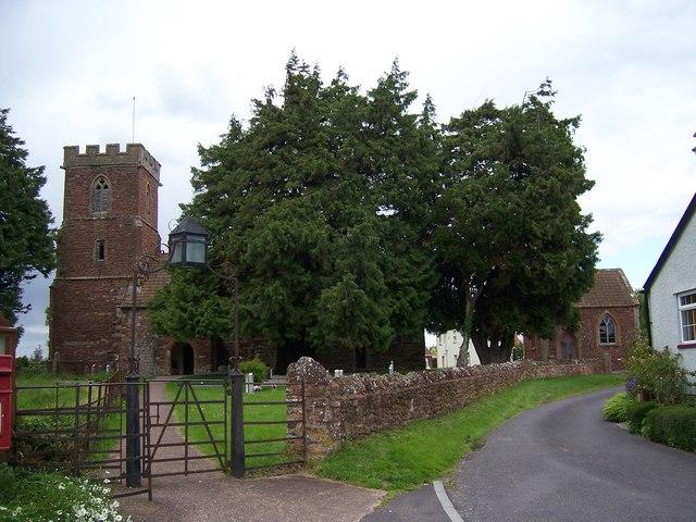 Chilton Trinity Church