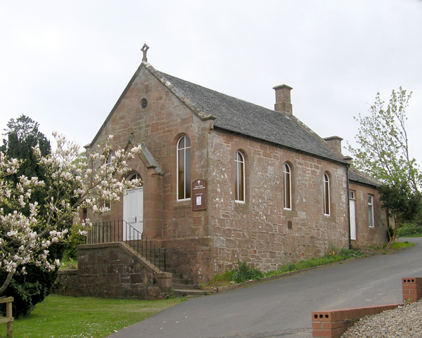 Brodick, Holy Cross RC Church