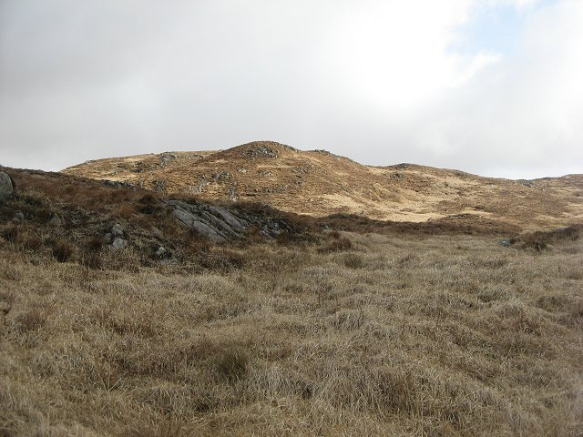 Slopes of Beinn a Chaisil