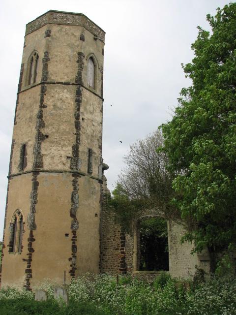 St. Peter & St. Paul, Edgefield (old church)