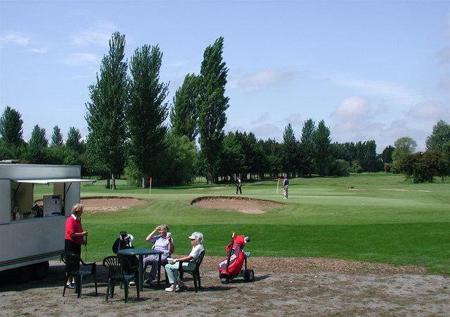 Springhead Park Golf Club