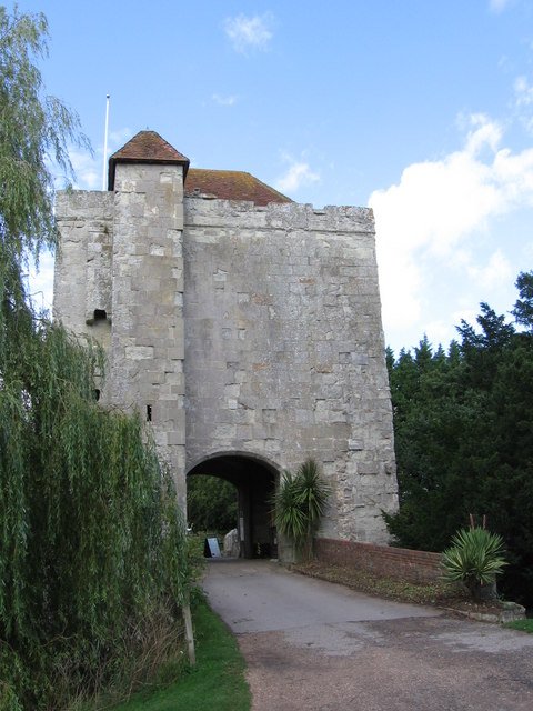 Gatehouse of Michelham Priory