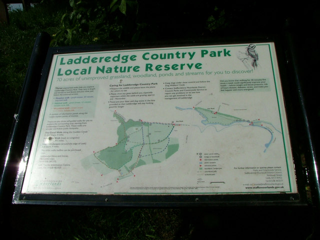 Ladderedge Country Park