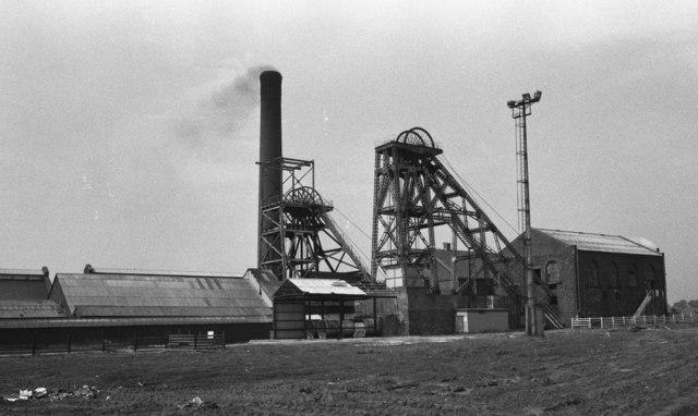 Walton Colliery