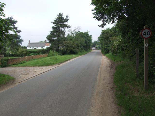 Langley Green