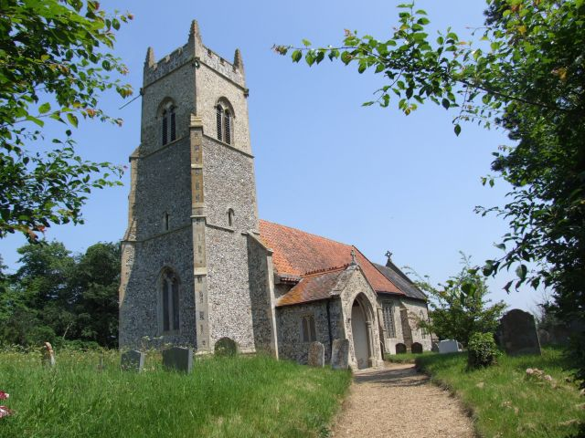 Mundham Church