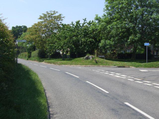 Mill Lane Junction, Seething