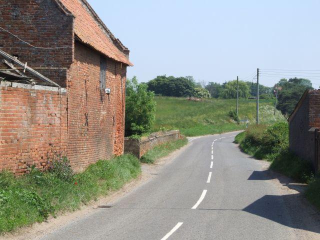 Lower Barn, between Seething and Mundham