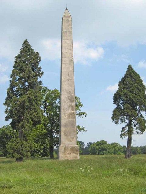 Wellington Obelisk, Wynyard Park