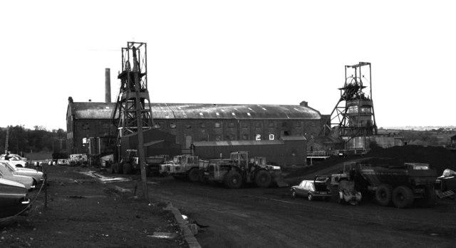 Penalta Colliery