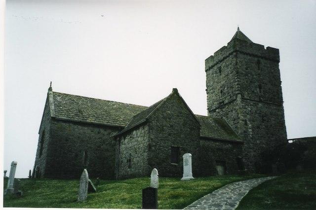 St Clement's Church, Rodel © Douglas Nelson :: Geograph ...