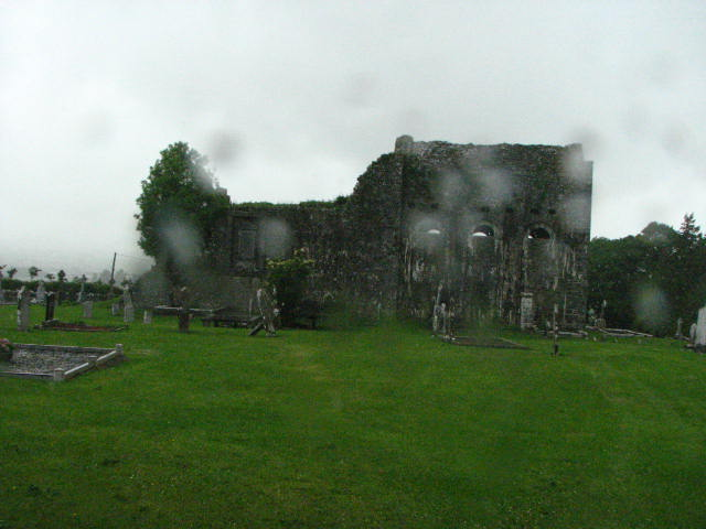 6th Century Abbey