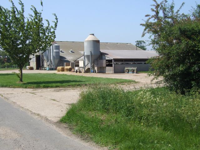Outbuildings at Jordan Green Farm