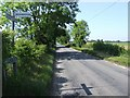TG1121 : Looking Up to Eves Hill at Junction to Brandiston by Ian Robertson