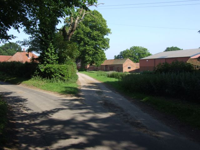 The Grove, Brandiston