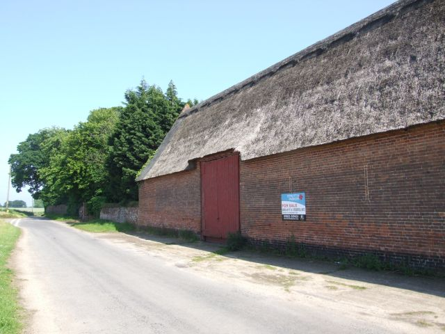 Thatched Barn at The Grove, Brandiston