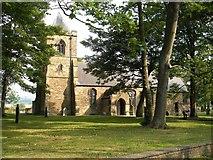 NZ2035 : St. Stephens Church Willington by David Williams