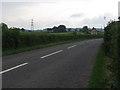 ST5657 : The A368 near Lower Gurney Farm by Virginia Knight
