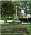 SK6203 : War Memorial, Evington, Leicester by Mat Fascione