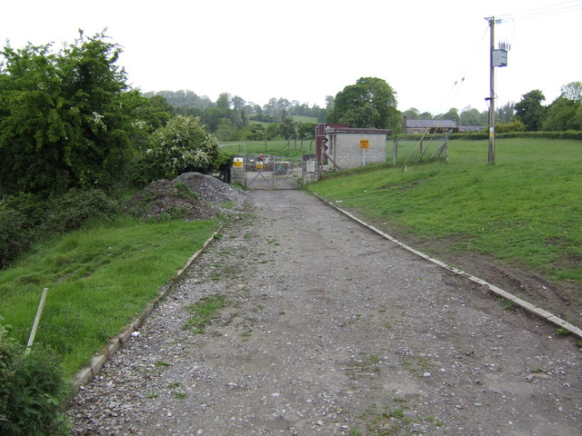 Donore sewage works