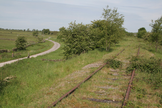 Disused railway near Winkhill