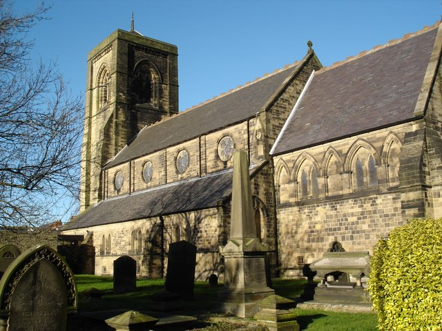Church of St Nicholas, Cramlington