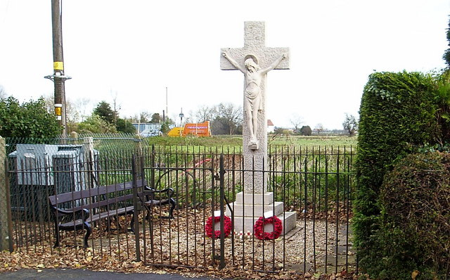 War Memorial at Withern
