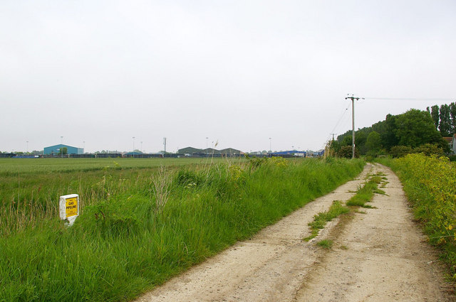 Paddys Loke & Eurocentre Industrial Estate on Horizon