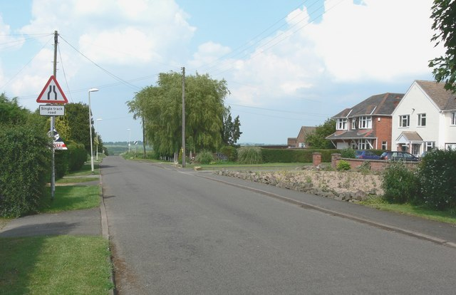 Ingarsby Lane, Houghton on the Hill