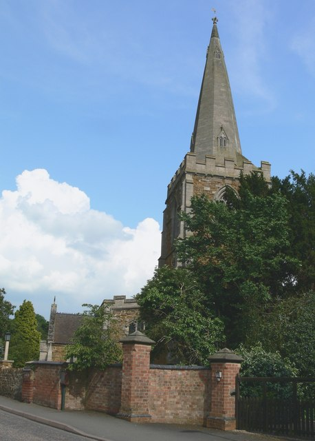 St. Catharine's Church, Houghton on the Hill