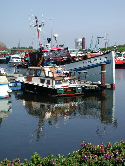 Goole Boathouse Marina