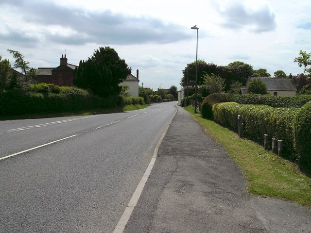 Old A16, Fotherby