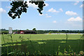 SX3288 : Werrington: Werrington Cricket Club by Martin Bodman