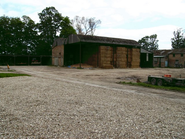 Hay Barn, Brackenborough Hall Farm