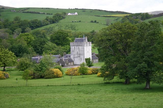Kames Castle