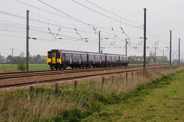 Railway at Langford