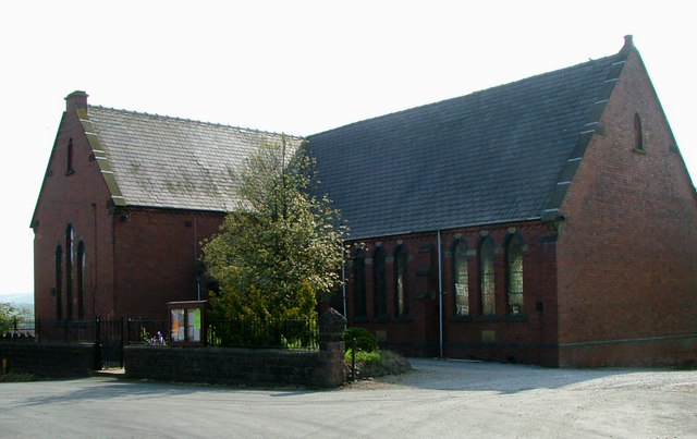 Rushton Methodist Church