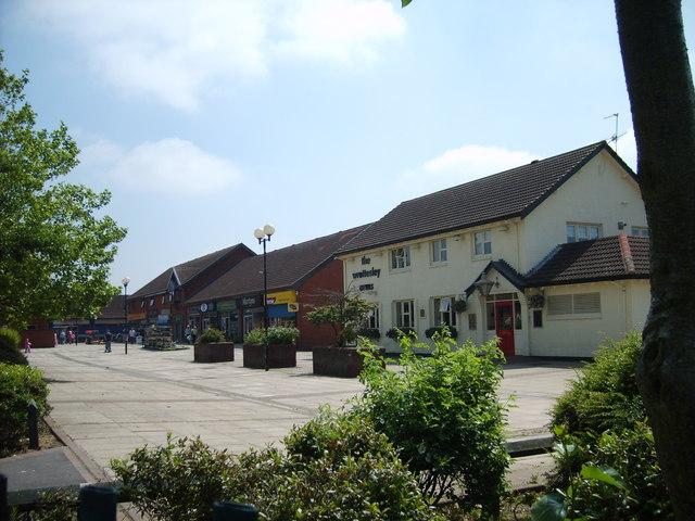 Perton Shopping Centre
