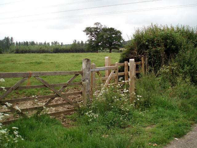 Gateway to south Open Access area