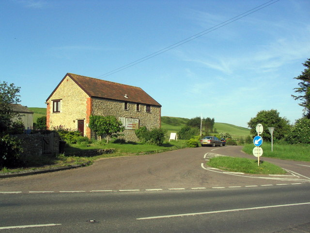 Marsh Barn Farm, East of Bridport