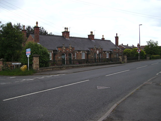Almshouses, Fotherby