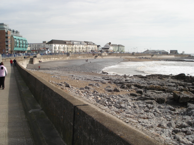 Seafront Porthcawl