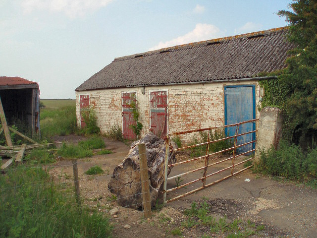 Disused stable