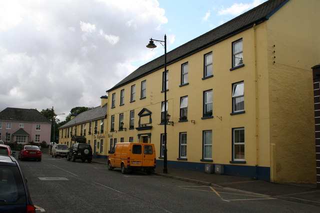 Highland Hotel, Glenties, Co Donegal