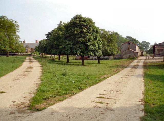 Park Farm, Handley