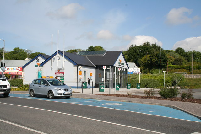 Letterkenny Ireland  City pictures : Letterkenny bus station, Co Donegal C Dr Neil Clifton :: Geograph ...