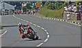 SC3291 : John McGuinness at Rhencullen by Andy Stephenson