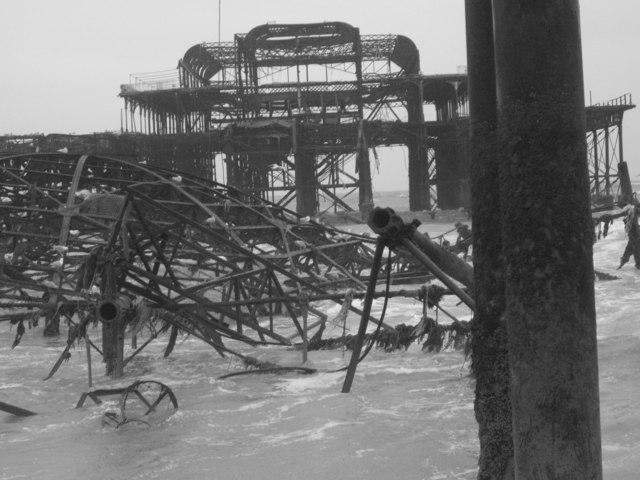 West Pier, Brighton