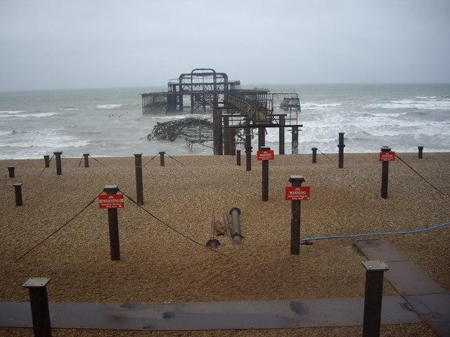 West Pier Perspective, Brighton
